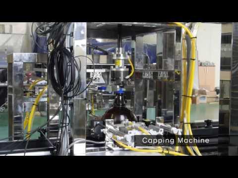 Giới thiệu cân đóng chai CAS Bottle Filling System