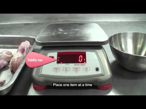 Cân điện tử Ohaus - Valor® 4000 Auto Accumulation