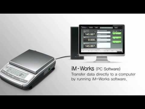 Cân kỹ thuật chính xác Precision Electronic Balance CU (EN)