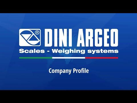 Cân điện tử Dini Argeo - DINI ARGEO COMPANY PROFILE