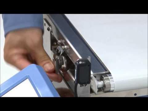 Checkweighing Simplified - How To Assemble The New A&D EZI-Check Checkweigher