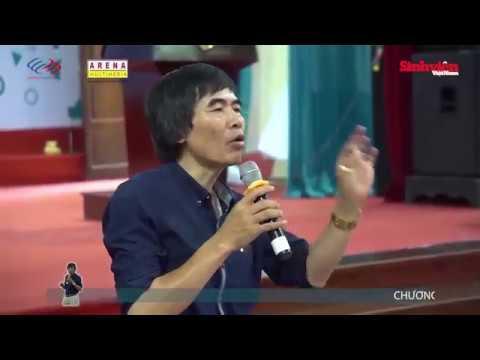 MÀN ĐỐI ĐÁP HÀI HƯỚC NHẤT CỦA TS LÊ THẨM DƯƠNG VỚI SINH VIÊN