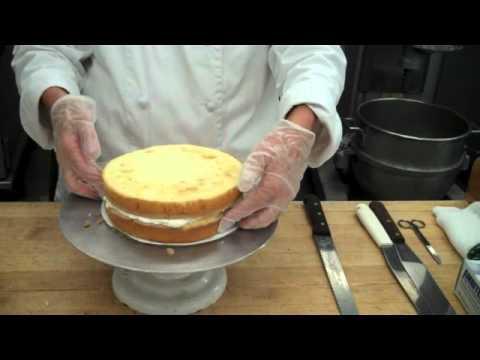 Cách sử dụng cân - 8 Inch Birthday Cake Part 1
