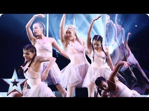 Can MerseyGirls Dance Their Way To The Finals? | Semi-Final 4 | Britain's Got Talent 2017