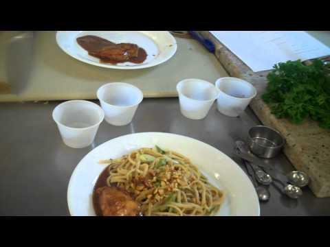 Cách sử dụng cân - Sauteed Chicken Part 4